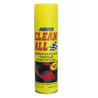 ABRO/ FC-577 Очиститель-спрей универсальный пенный