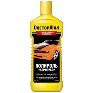 "DOCTOR WAX/ DW8217 Полироль ""Карнауба"""