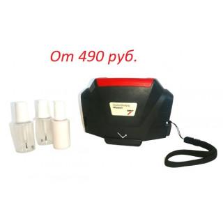 Изготовление штрих корректора, с замером спектрофотометром
