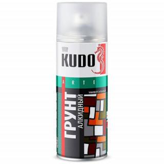 KUDO/ KU-2001 Грунт серый 520мл