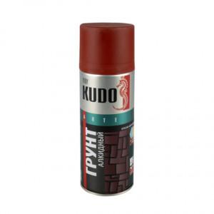 KUDO/ KU-2002 Грунт красно-коричневый 520мл