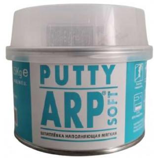 ARP/ шпатлевка  наполняющая SOFT 0.5 кг с отв