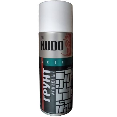 KUDO/ KU-2004 Грунт белый 520мл