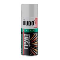 KUDO/ KU-2101 Грунт акриловый, серый, аэрозоль 520мл