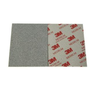 3М/ Р120-220 Medium Губка абразивная, среднее зерно, 115х140мм