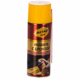 ASTROHIM/ Ас-4815 Мовиль с бронзой, аэрозоль, 520мл