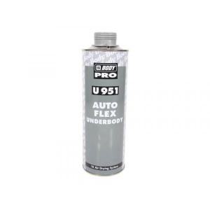 BODY/ 951 Мастика на основе каучука и синтетических смол, (белая)  1л