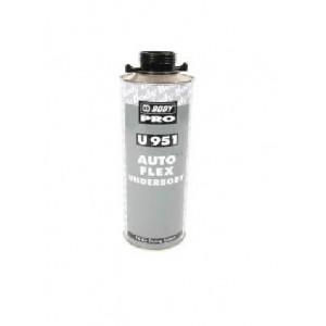BODY/ 951 Мастика на основе каучука и синтетических смол, (черная) 1л