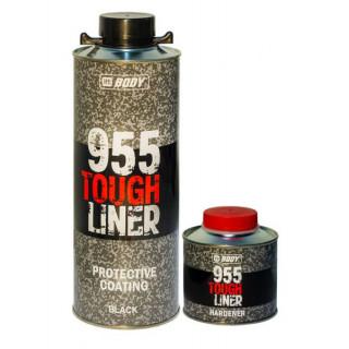 BODY/ 955 Сверхпрочное защитное покрытие TOUGH LINER