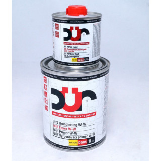 DUR/ D505 UHS Primer W-W Грунт выравнивающий 4+1 св.серый + отвD220-0,25кг (мокрый-по-мокрому)