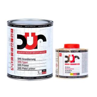 DUR/ D541 UHS Primer Грунт выравнивающий 4+1 св.серый + отвD220 - 0,25кг