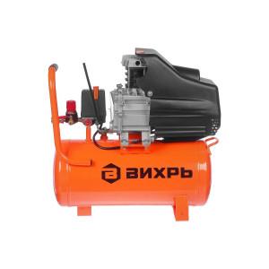 ВИХРЬ/КМП-300/50 Компрессор 2000 Вт,300 л/мин, ресивер 50л., 8 бар,