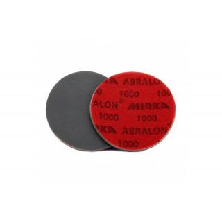 MIRKA/ Abralon 1000 Шлифовальный круг с подложкой на липучке 150 мм