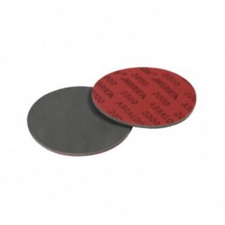 MIRKA/ Abralon 2000 Шлифовальный круг с подложкой на липучке150 мм