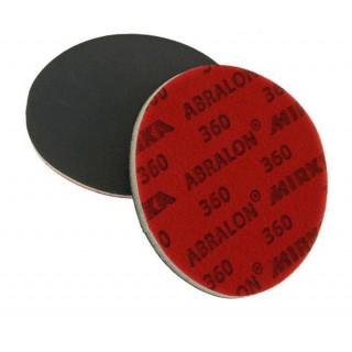 MIRKA/ Abralon 360 Шлифовальный круг с подложкой на липучке 150 мм