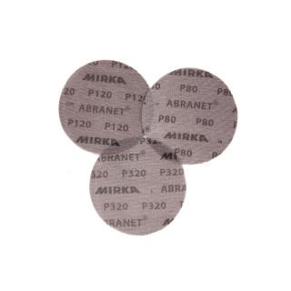 MIRKA/ Abranet Р080 Шлифовальный круг (сетка) d-150мм