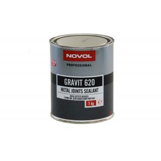 NOVOL/ 620 Герметик для нанесения кистью, серый 1кг