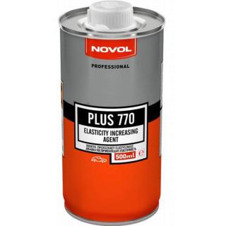 NOVOL/ PLUS 770 Добавка увеличивающая эластичность (эластификатор), 0,5л, Польша