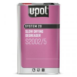 U-POL/ S2002 Обезжириватель-антисиликон, медленный, 1л