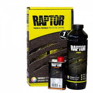 U-POL/ RAPTOR 2K 3:1 Защитное покрытие повышенной прочности, колеруемое, комплект 4+1