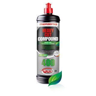 MENZERNA/SHCC400 Green Line Универсальная, высокоабразивная полировальная паста 1 кг